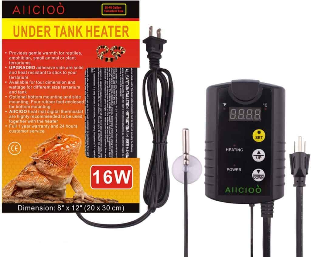 Aiicioo Under Tank Heater